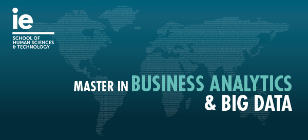 Discover our Master in Business Analytics and Big Data!